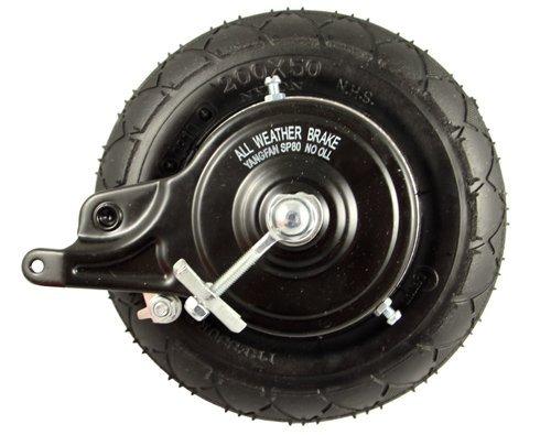 Razor E200 Rear Wheel Assembly (V36+) - Factory...