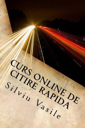 Curs online de citire rapida: Volume 1