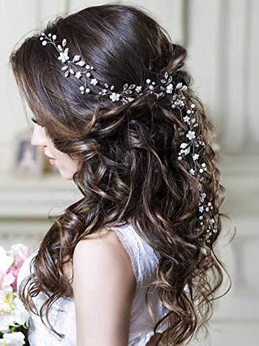 coordinating wedding hair accessories