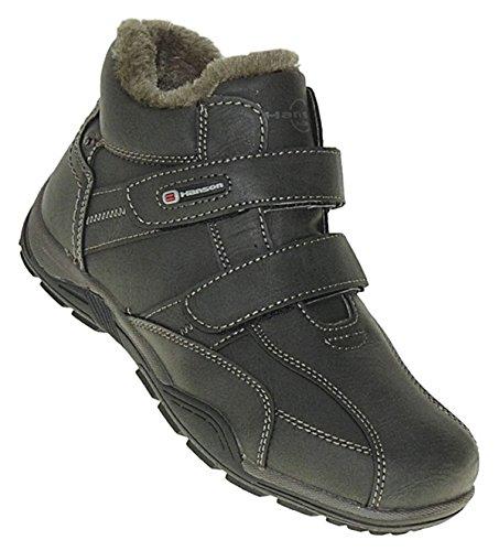 Bootsland 485 Winterstiefel Stiefel Winterschuhe Herrenstiefel Herren, Schuhgröße:43