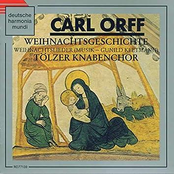 Carl Orff: Weihnachtsgeschichte