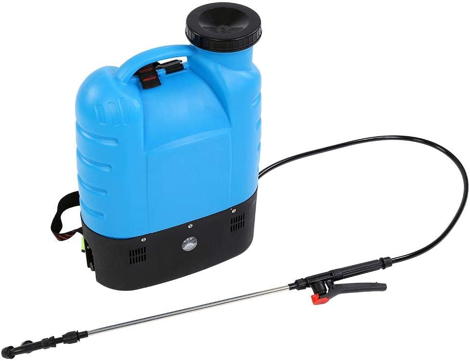 Cocoarm Backpack Some reservation Sprayer 16L Electric Al sold out. High Press Garden Farm and