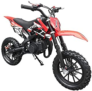 Superrio 49CC 2-Stroke Gas Power Mini Dirt Bike Dirt Off Road Motorcycle