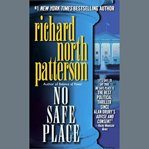 No Safe Place audiobook cover art