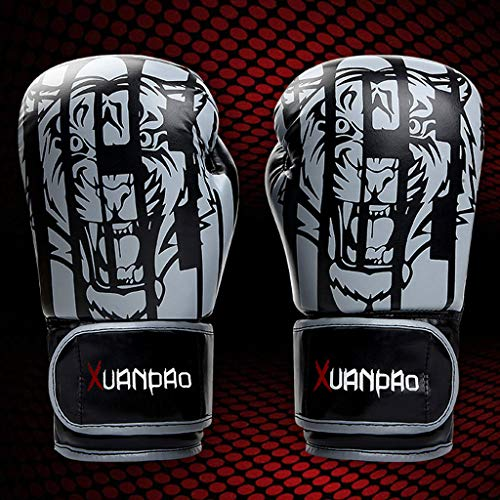 Bokshandschoenen Sparring handschoenen 6 10oz bokshandschoenen voor het trainen ponsen Sparring bokszak bokshandschoenen Punch Bag wanten Muay Thai Kickboksen MMA vechtsport training boksen trainingshandschoenen