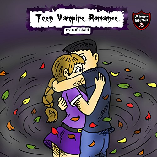 A Funny Vampire Diary audiobook cover art