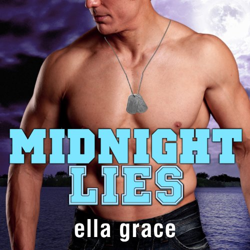 Midnight Lies audiobook cover art
