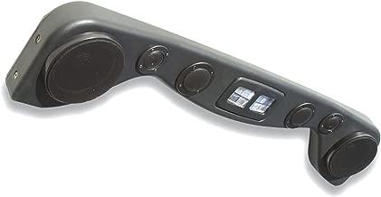 Always A Bargain 4U Soundbar Six Speakers with Map Lights Overhead Sound Bar for Jeep Wrangler