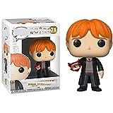 Fcunokacetr Funko pop Harry Potter Harry Potter Dobby Snape Ron Hermione Luna Figura Ron #71