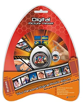 Smartparts Personal Digital Keychain Photo Album