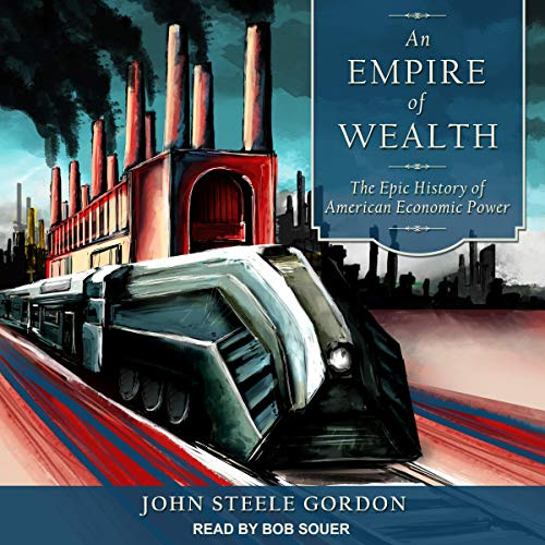 An Empire of Wealth cover art