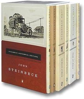 Steinbeck Centennial boxed Set
