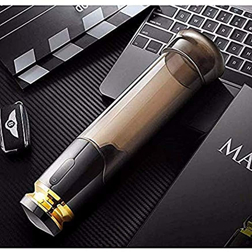 Automatic Men's Pen?s Enlargement Pump to Increase The Size and Strength, Electric Vacuum Pump Male Effective Extender Electric Medical Material Enlarger with for Man Training Pressure