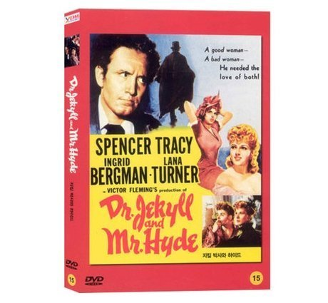 Dr. Jekyll and Mr. Hyde (1941) (Region code : all) by Spencer Tracy
