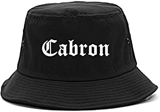 Kings Of NY Cabron Spanish Mens Bucket Hat