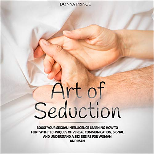 Art of Seduction audiobook cover art