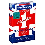 Image of Waddingtons Union Jack Number 1 Playing Cards