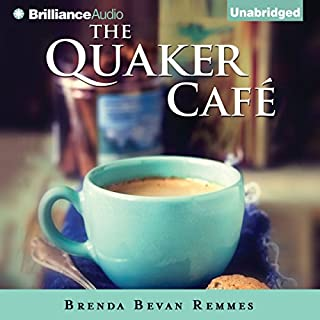 The Quaker Café audiobook cover art
