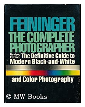 Hardcover The Complete Photographer / by Andreas Feininger Book