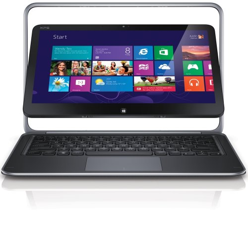 Dell XPS 12 12.5-Inch Convertible 2-in-1 Touchscreen...