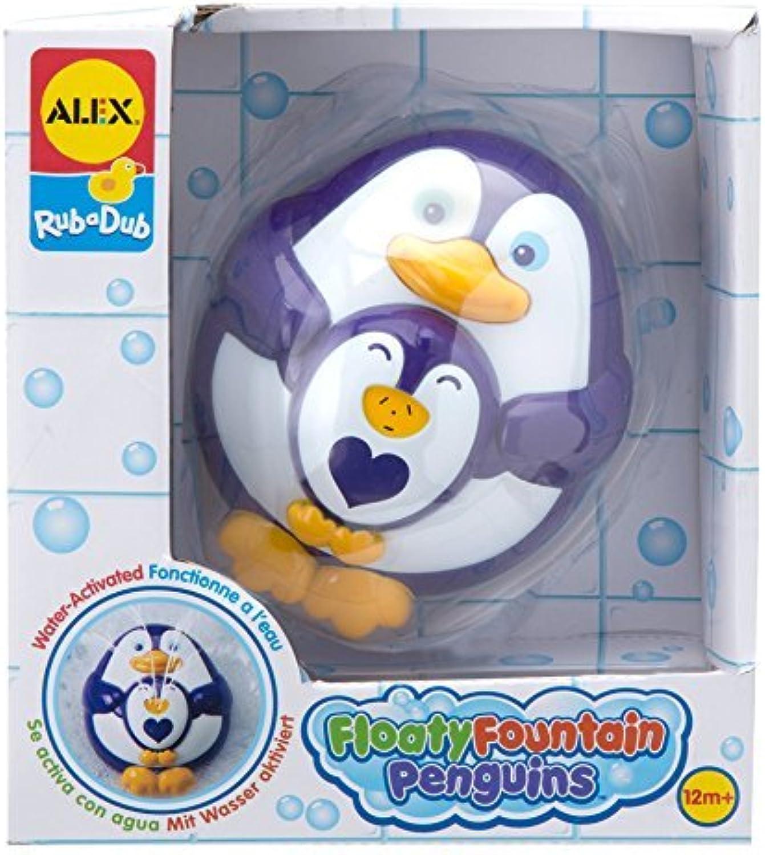 online barato ALEX Juguetes Rub-a-Dub Rub-a-Dub Rub-a-Dub Floaty Fountain Penguins by Alex  Envío y cambio gratis.