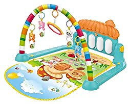 Top 7 Best Baby Playmats and Activity Gyms in India