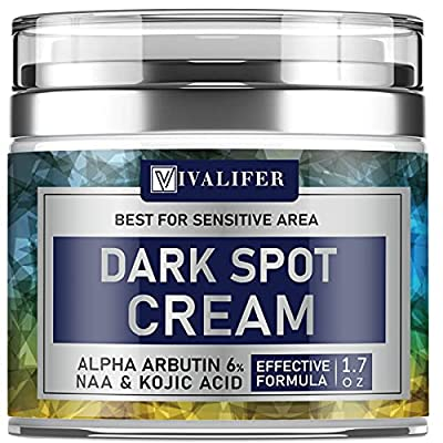Dark Spot Remover for Face and Body, Hyperpigmentation Corrector, Melasma Treatment Fade Cream with Kojic Acid