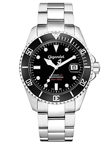 Gigandet SEA GROUND - montre sport plongée homme/femme Automatique - G2-002