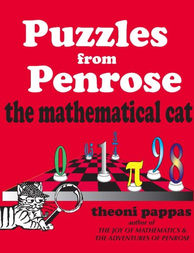 Puzzles from Penrose the Mathematical Cat (English Edition)
