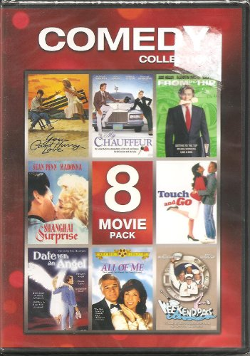 80s Comedy Collection (You Can't Hurry Love / My Chauffeur / From The Hip / Shanghai Surprise / Touch and Go / Date with an Angel / All of Me / Weekend Pass) (DVD) -