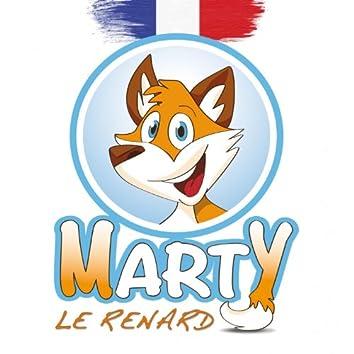 Marty le renard