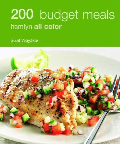 200 Budget Meals: Hamlyn All Color (Hamlyn All Colour Cookery)