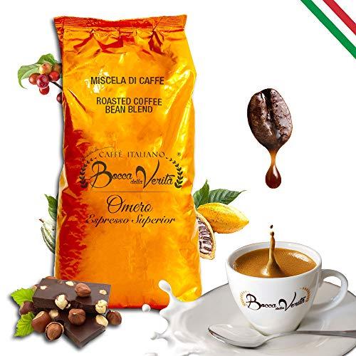 Espresso Coffee Beans | 60% Arabica Coffee | 1 kg | Bocca Della Verita