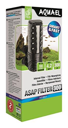 Aquael - Filtro ASAP para acuarios 300 litros/Hora