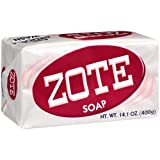 Zote Laundry Soap Bar Pink 14.1 Oz (4 Pack) soap for skin whitening Apr, 2021