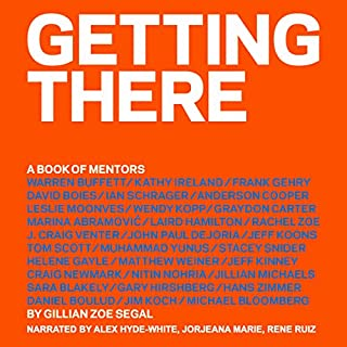 Getting There: A Book of Mentors cover art