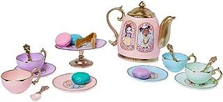 Juego Oficial Disney Disney Animators Collection Teatime Playset 19 Piezas