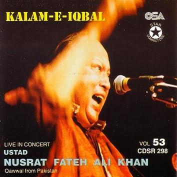 Kalam-e-Iqbal Vol. 53