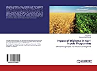 Impact of Diploma in Agri-Inputs Programme: offered through Open and Distance Learning mode
