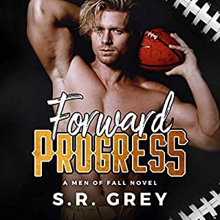 Forward Progress audiobook cover art
