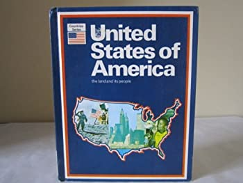 Library Binding United States of America: The Land and Its People (Macdonald Countries) Book