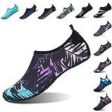 L-RUN Water Skin Aqua Shoes for Water Sports Jungle XL(W:10.5-11,M:8-9)=EU41-42
