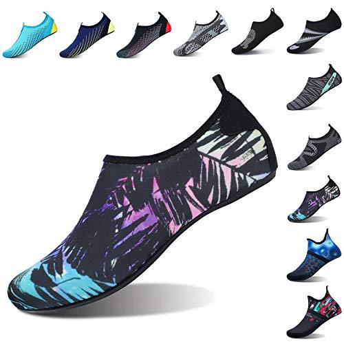 L-RUN Womens Water Shoes Soft Shoes Outdoor Jungle L(W:8.5-9.5,M:7-7.5)=EU39-40