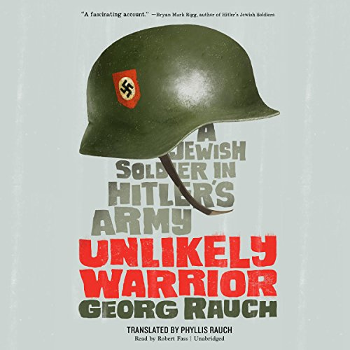 Unlikely Warrior audiobook cover art