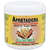 Apretadora Alopecil Apretadora Fortifying Capillar Treatment With Apretol Cinnamon 16 Ounce, 16 Ounces