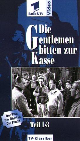 Die Gentlemen bitten zur Kasse - 3er Schuber