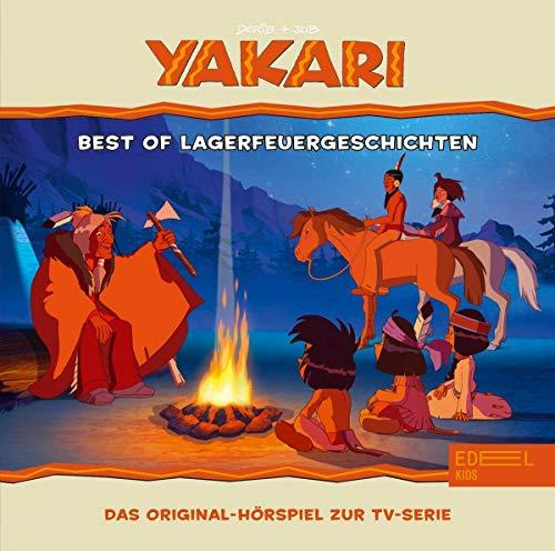 Yakari - Best of Lagerfeuer-Geschichten - Das Original-Hörspiel zur TV-Serie
