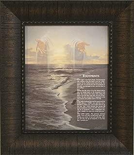 Best framed footprints in the sand poem Reviews