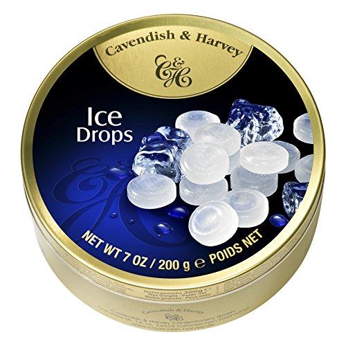 Cavendish & Harvey Ice Drops - Bonbons, 200g in Metalldose