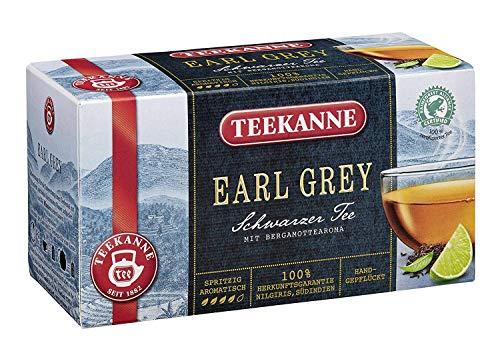 Teekanne Early Grey Schwarzer Tee - 20Bt, 35g